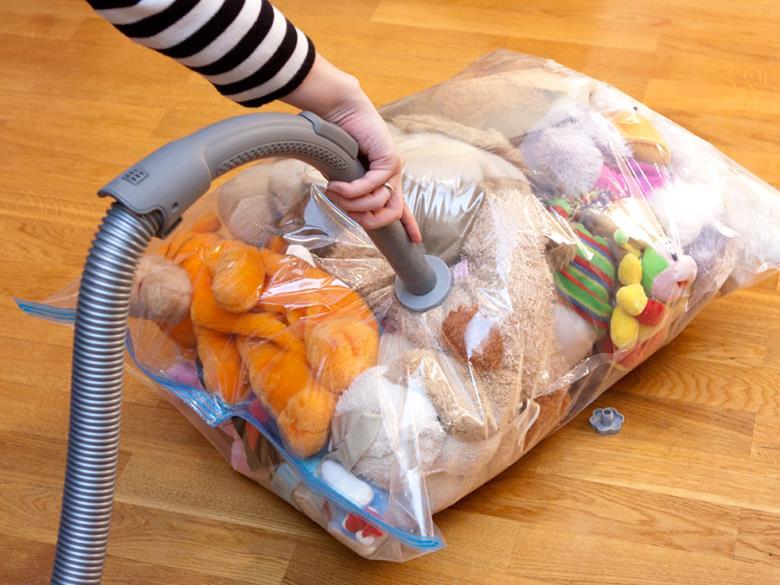 пакет для хранения одежды