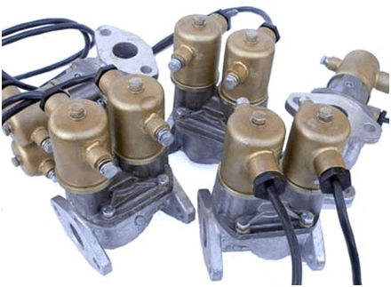 вакуумные клапаны с электромагнитным приводом